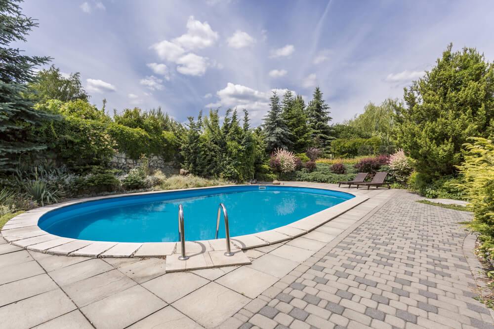 Malý bazén do zeme na kľúč Bratislava