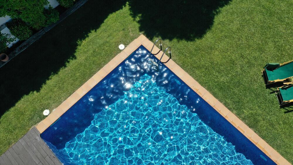 Polozapustený bazén na kľúč Bratislava