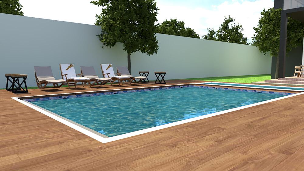 Drevené bazény na kľúč Bratislava NajBazén