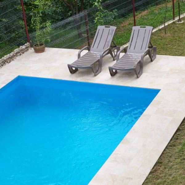 Dlažba na okraj bazénu Bratislava