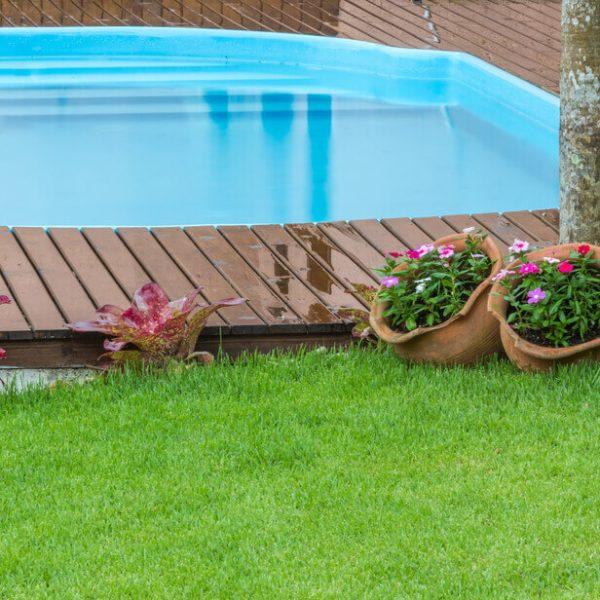 Sklolaminátový bazén na kľúč Bratislava