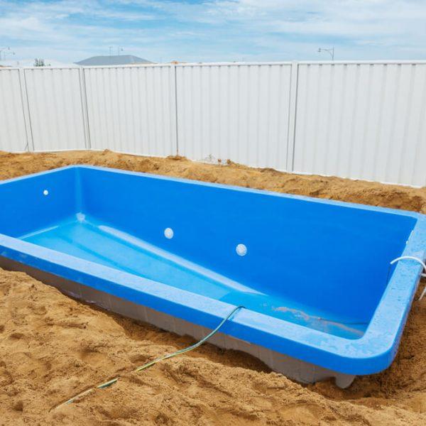 Plastový bazén malý do zeme na kľúč Bratislava NajBazén
