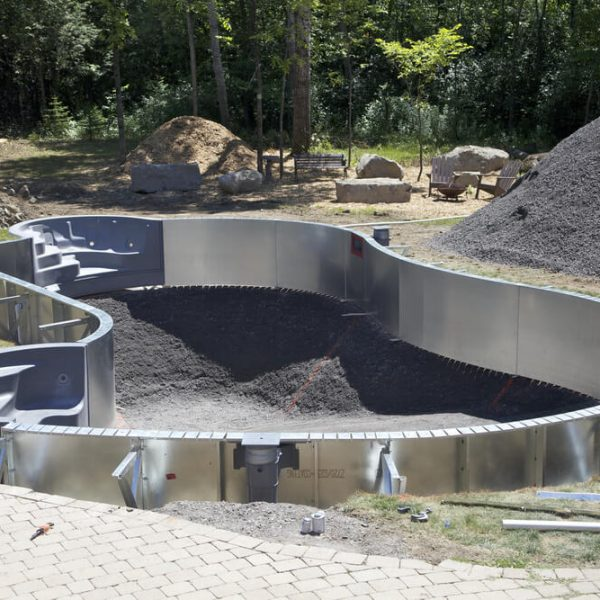 Podklad pod bazén Bratislava NajBazén