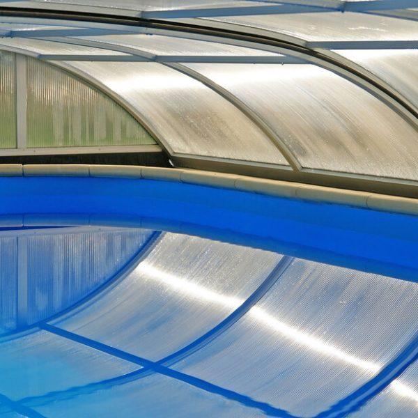 Zastrešenie okrúhleho bazéna Bratislava NajBazén